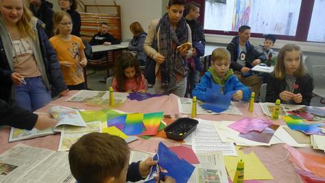 Ausstellungen, Spiele, Experimente: Bei Tag der offenen Tür an der Realschule Roth war viel geboten.