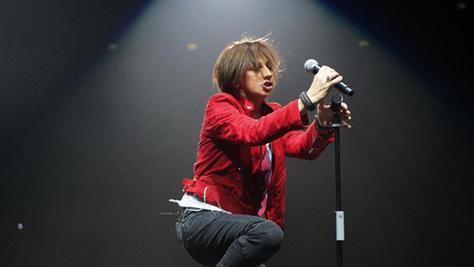 Gianna Nannini ist für ihre leidenschaftlichen Bühnenauftritte bekannt.