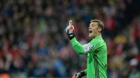 Manuel Neuer kann beim Länderspiel-Doppel gegen England und Aserbaidschan keine Fingerzeige geben.