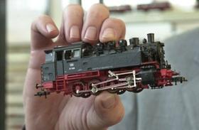 Modelle wie diese Güterzug-Dampflok im Maßstab 1:87 sind das Geschäft von Fleischmann. Doch die Umsätze schrumpfen.