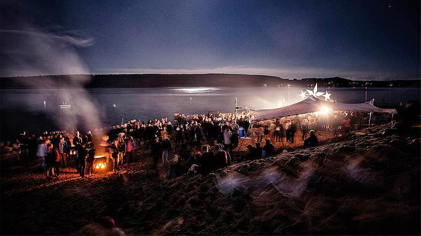 Elektro-Festival Burning Beach kehrt 2017 zurück.