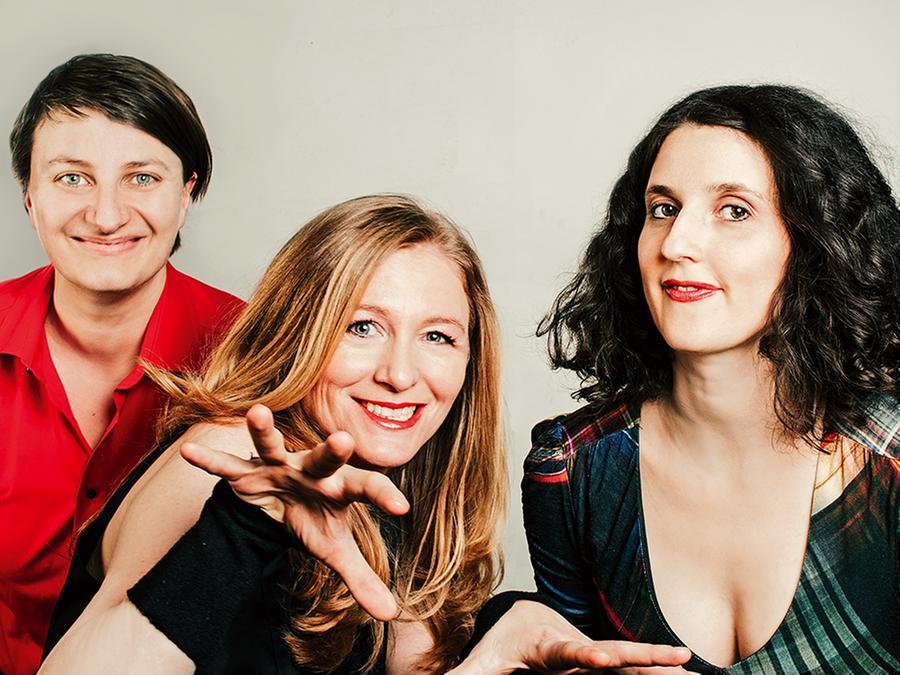 Die Drei Damen.