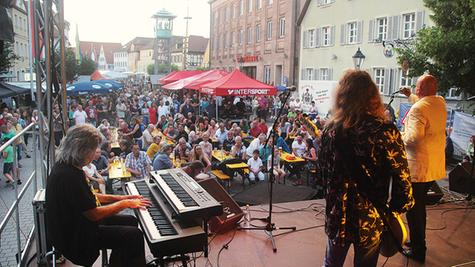 Bürgerfest Gunzenhausens