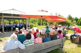 Konzerte für den Kurpark: Treuchtlinger Träume werden 20 Jahre alt