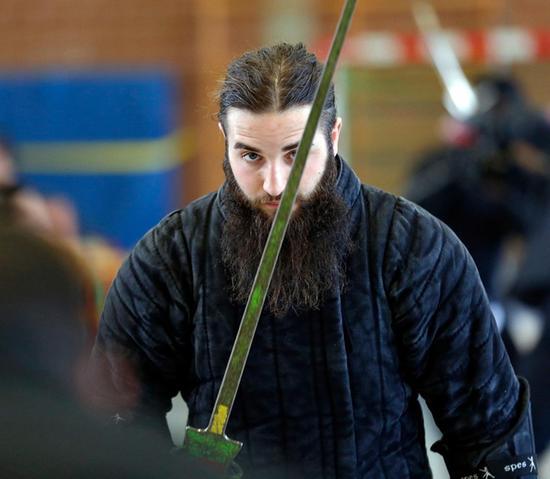 Schwertkampf-Turnier