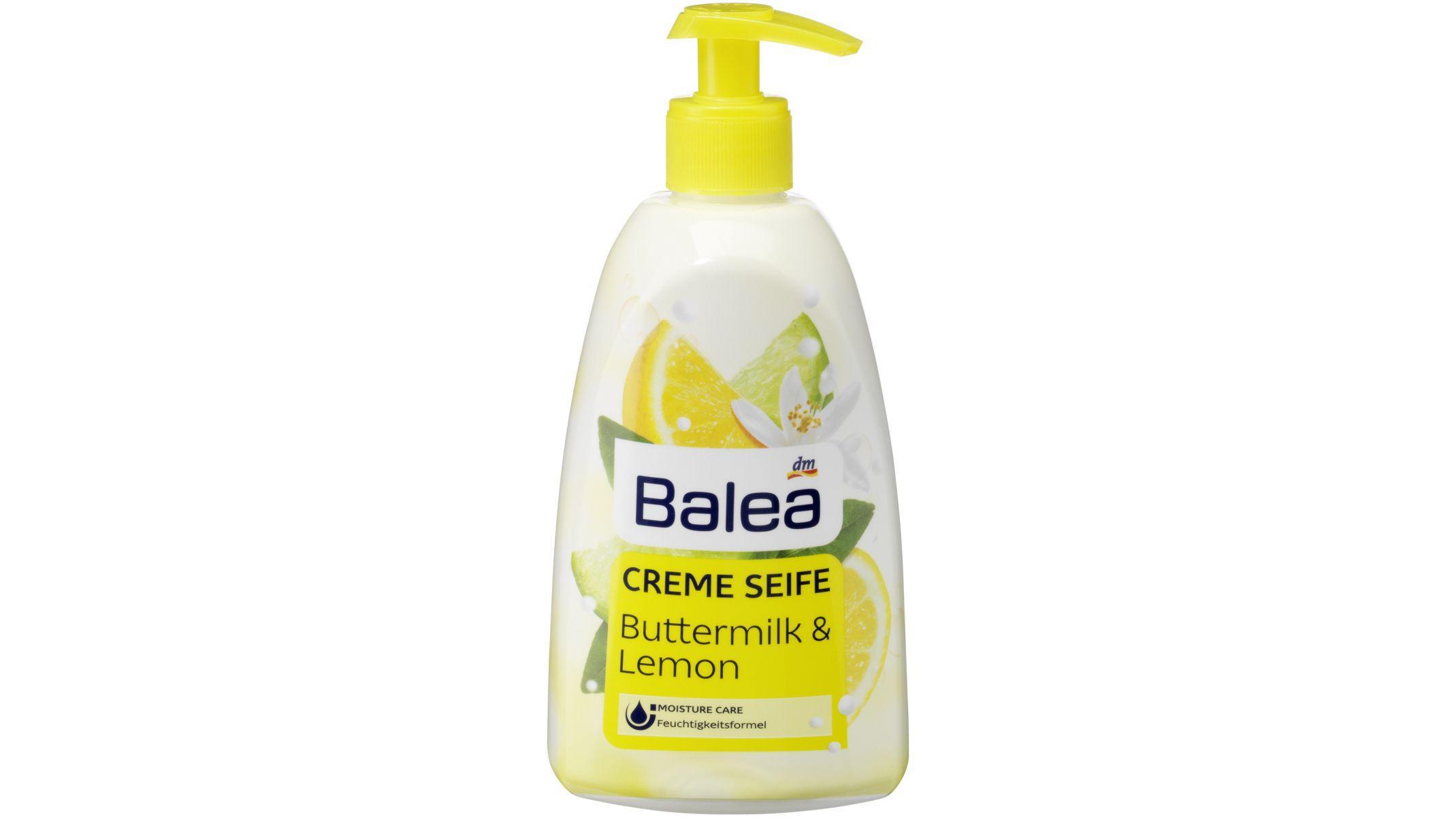 Dm ruft Seife wegen möglicher Verunreinigung mit Bakterien zurück