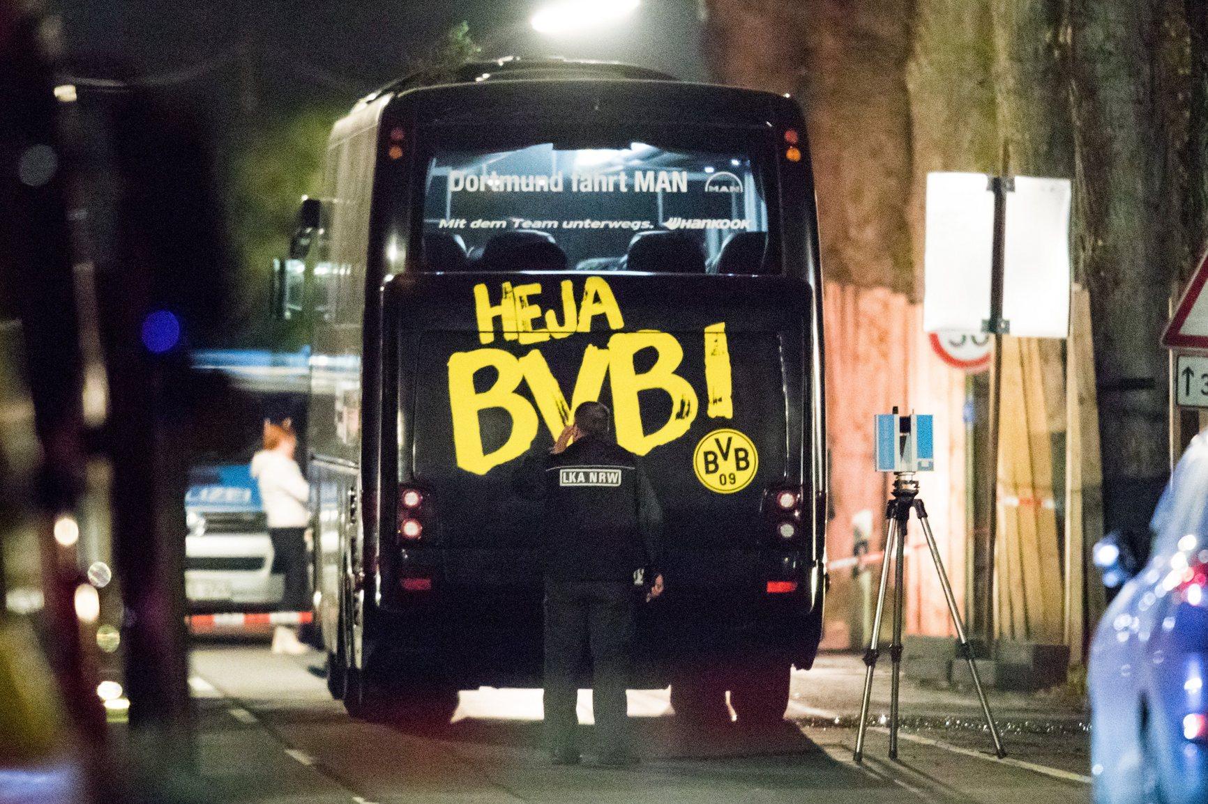 Nach Bus-Anschlag: BVB begrüßt Ermittlungserfolge