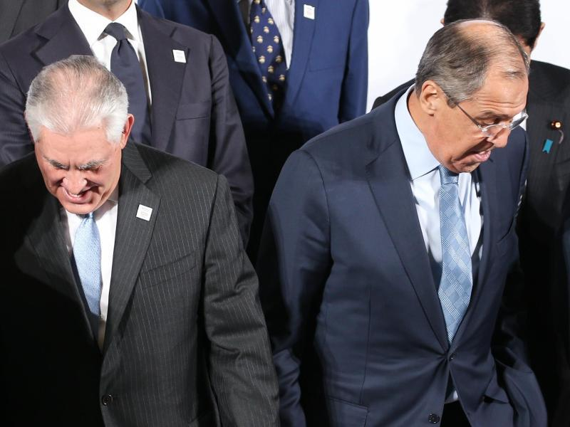 Putin ist unzufrieden mit US-Beziehung: