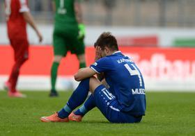 Mit zehn Punkten bis zum rettenden Ufer wird die Luft für den Karlsruher SC immer dünner.