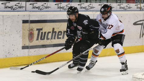 Heimspiel! Patrick Reimer geht am Samstag in Nürnberg gegen Tschechien aufs Eis.