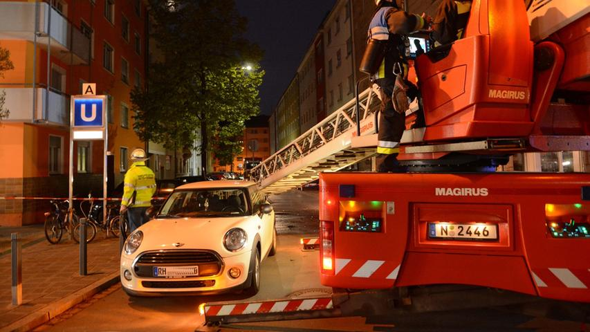 Dieser Mini kostete die Feuerwehr wertvolle Zeit.