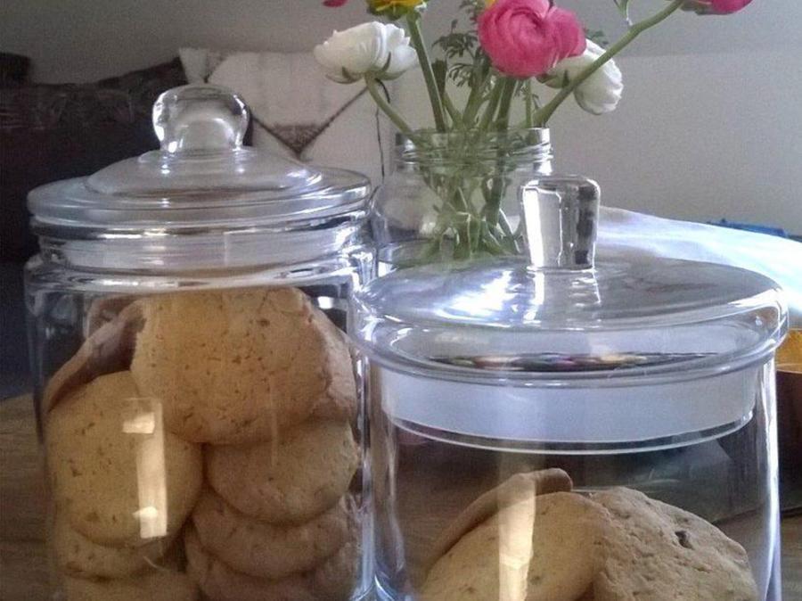 Kekse ohne Plastik-Verpackung gibt es nur selbstgebacken — oder gar nicht.