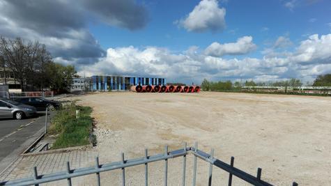 Das ehemalige BIG-Areal in Stadeln.