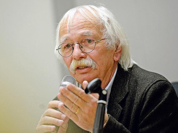 Klaus Schamberger.
