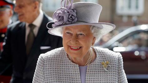 Man kann es ihr kaum ansehen: Am Freitag feiert die britische Königin Elizabeth II ihren 91. Geburtstag.