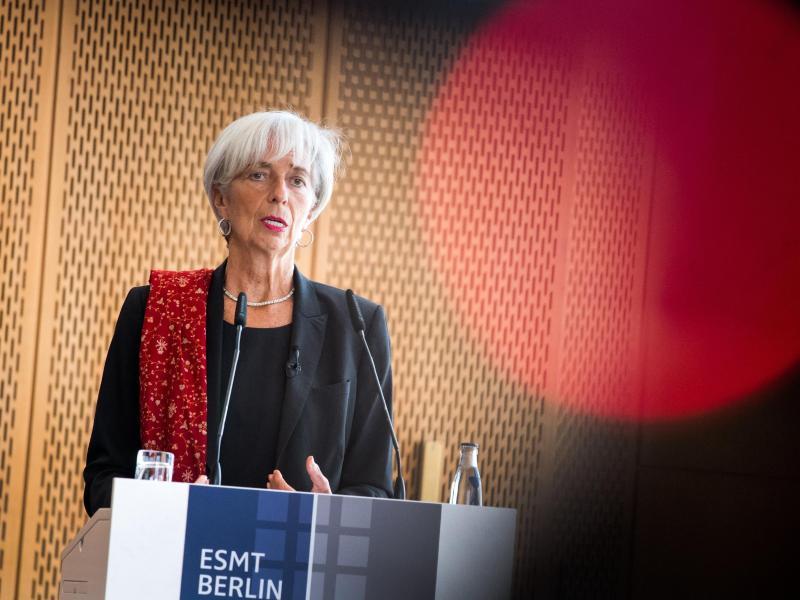 Schäuble will beim IWF Vorwürfe zu deutscher Exportstärke entkräften