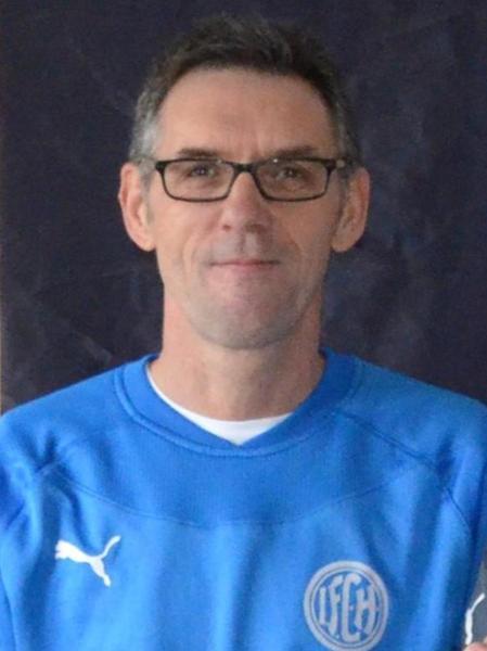 Rudi Litz, Sportlicher Leiter des 1. FC Herzogenaurach.