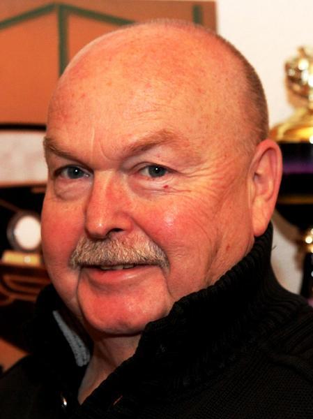 Röttenbachs Fußballchef Kurt Endruschat.