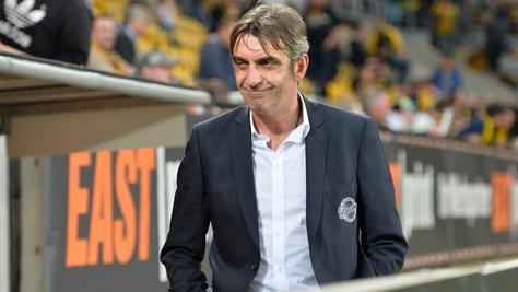 Ralf Minge ist Sportdirektor bei Dynamo Dresden. Uns stand er für ein Interview zur Verfügung.