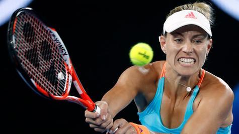 Die aktuelle Weltranglistenerste Angelique Kerber kämpft mit der deutschen Mannschaft im Fed Cup um den Klassenerhalt.