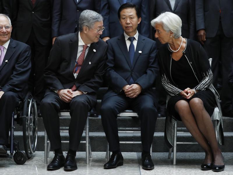Dauerkrise in Griechenland erneut Thema beim IWF