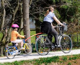 Immer mehr Nürnberger entdecken das Fahrrad als tägliches Fortbewegungsmittel. Der ADFC gibt Tipps fürs Radfahren in der Stadt.