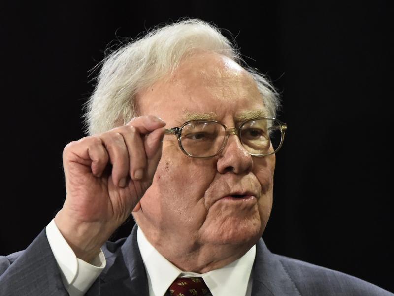 Starinvestor Buffett verkauft ein Drittel seiner IBM-Aktien