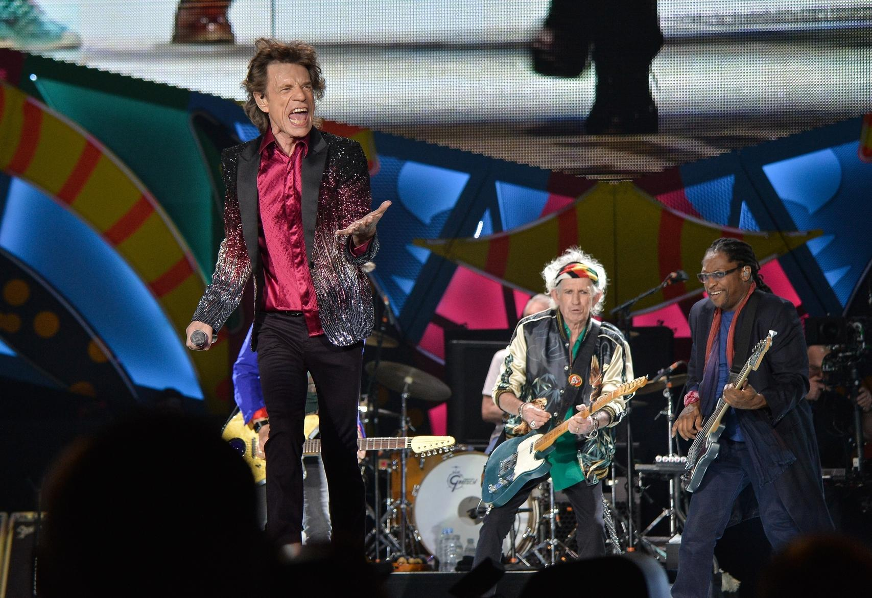 On The Road Again Rolling Stones im Herbst auf Europatour