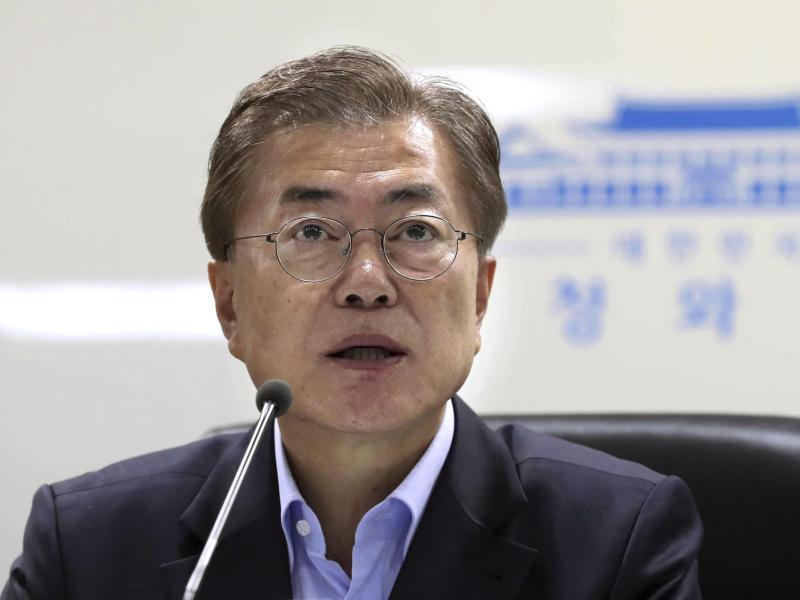 Nordkorea warnt die USA nach Raketentest -