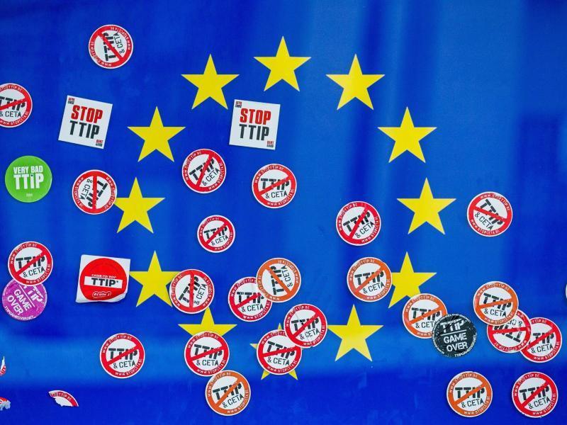 Nationale Parlamente dürfen bei Freihandelsabkommen mitreden