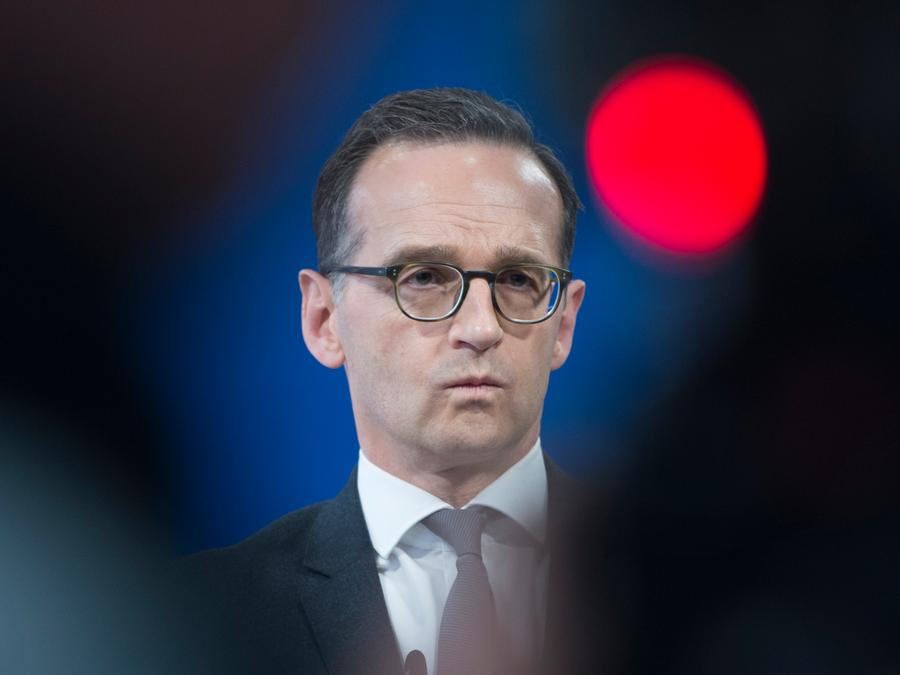 """Heiko Maas bleibt dabei: """"Es wird viel zu wenig gelöscht."""""""