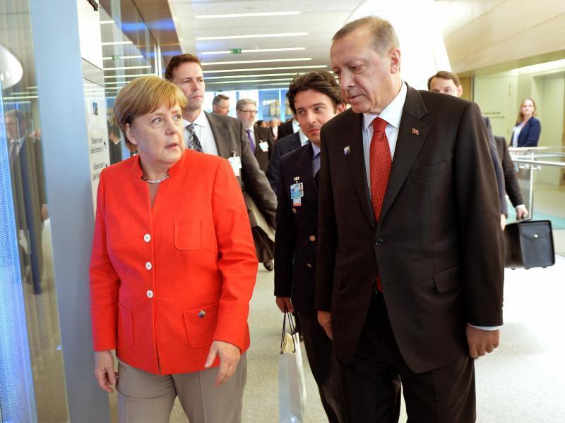 IncirlikForderungen über raschen Bundeswehr-Abzug aus der Türkei