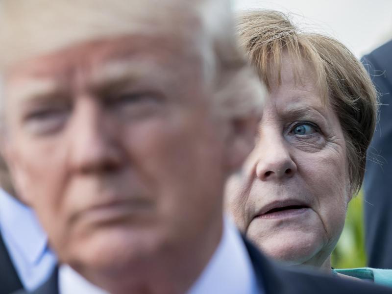 Klimaschutz, Handel, Flüchtlinge G7-Gipfel endet in Uneinigkeit mit den USA