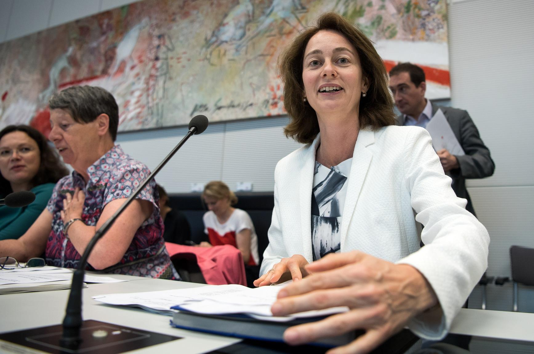 Schwesig als Ministerpräsidentin in Mecklenburg-Vorpommern nominiert