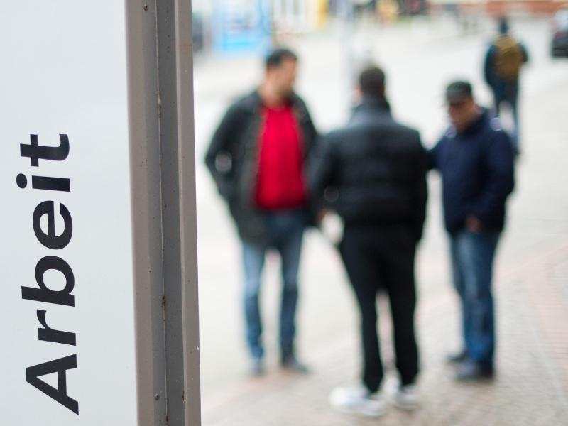 Im Mai Zahl der Jobsucher auf 2,5 Millionen gesunken