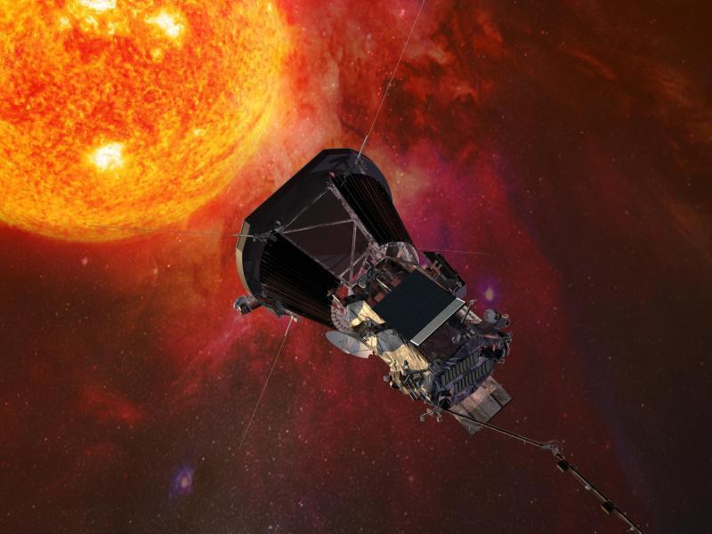 Nasa will erstmals Sonde zur Sonne schicken