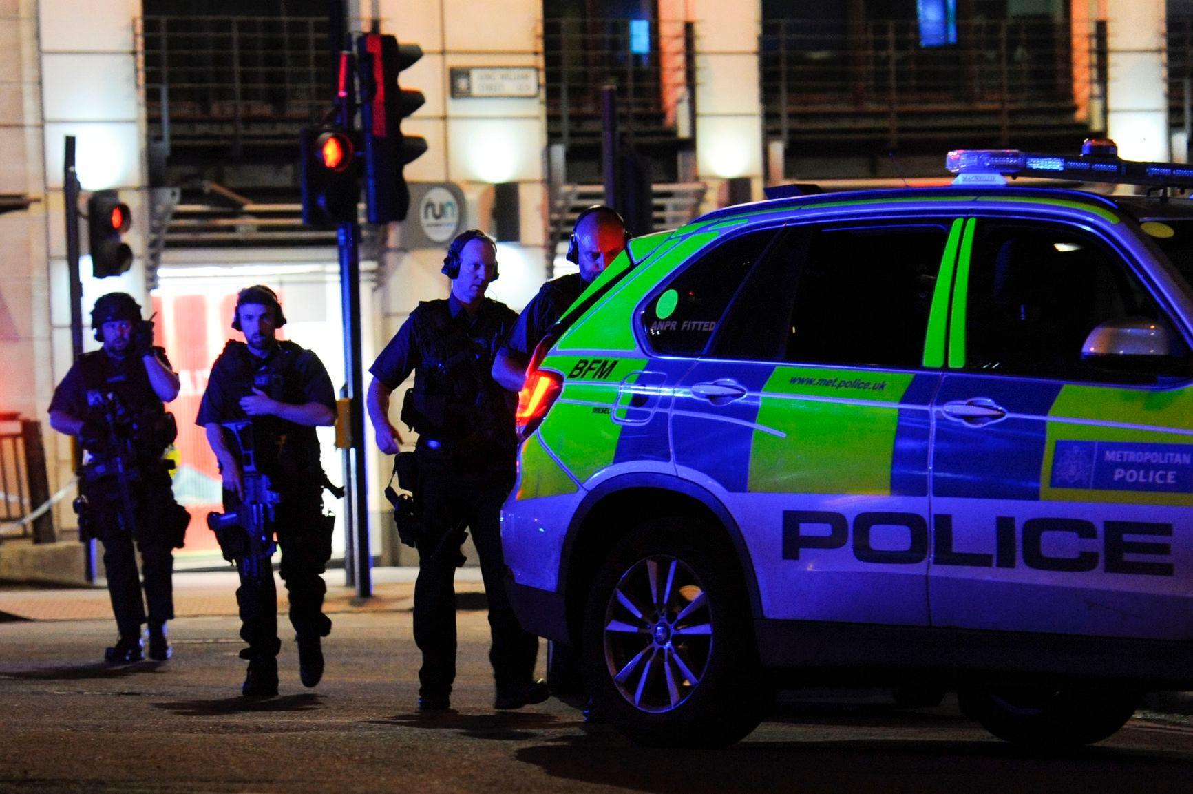 Newsblog zum Terror in London: Sieben Tote bei Terror in London - drei