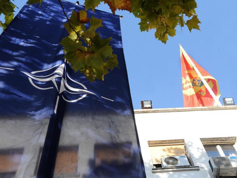 Montenegro wird 29. Mitglied der Nato