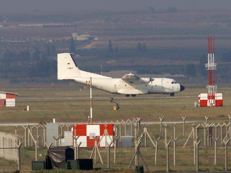 Bundeswehr wird aus Incirlik abgezogen
