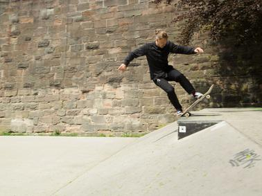 Skaterszene