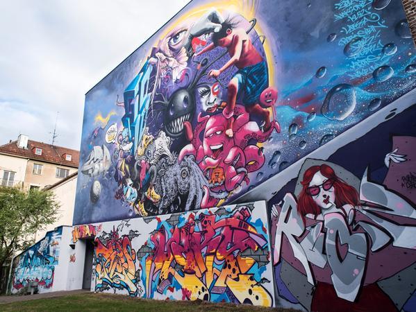 GoHo Streetart Weekender #2