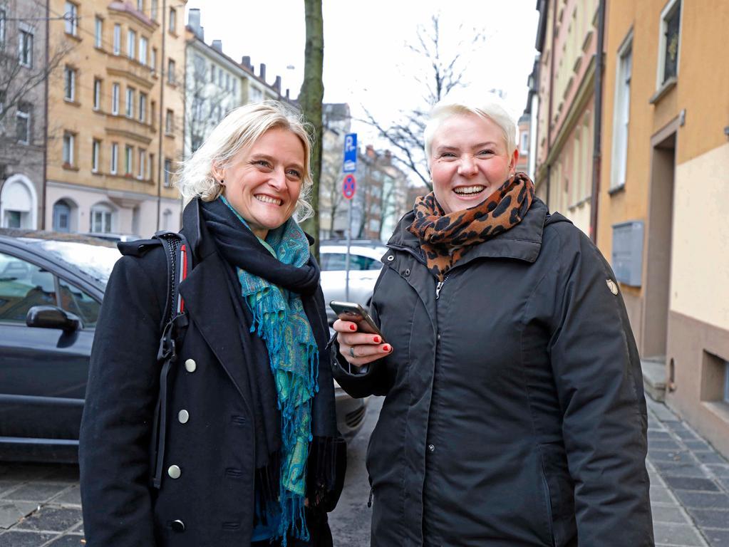 SamSon: Frau Wasmeier trifft...