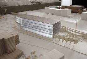 So sieht ein Entwurf für das neue Ohm-Gebäude aus.