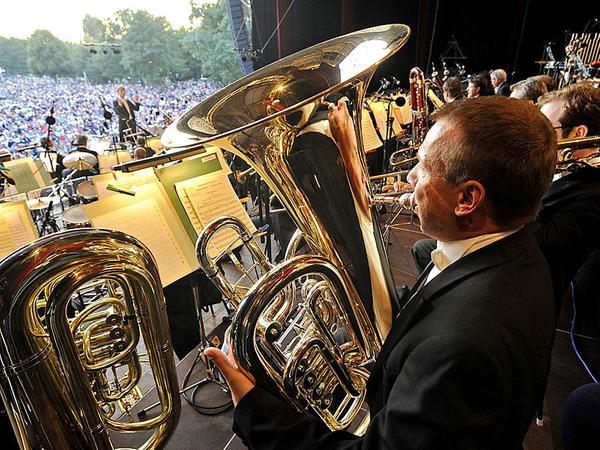 Die Symphoniker möchten das Publikum dieses Jahr zum Tanzen bringen.