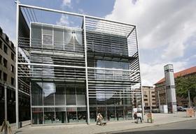 Das Künstlerhaus am Königstor wird zum Kunst- und Kulturquartier unter neuer Leitung umgebaut.